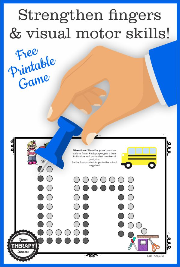 Have you ever used a poke picture to practice fine motor skills and concentration? It is a frequent activity in Montessori classrooms to work on strengthening the fingers and attention to task.