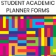 This Student Planner PDF digital document offers over 20 forms and lists to help students be more independent and succeed in school.