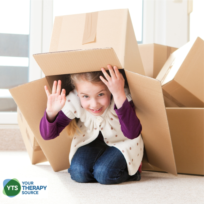When children are home it is important that they participate in gross motor skills and activities every day. Gross motor skills are larger movement activities such as sitting, rolling, kneeling, crawling, walking, running, jumping, skipping and more!