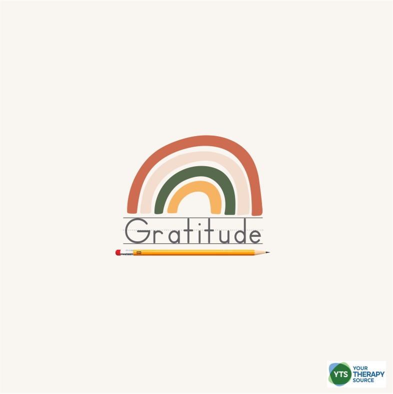Gratitude Prompt Free Handwriting Practice Printables Your Therapy Source