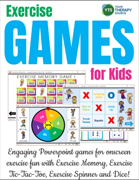 Are you searching for exercise games for kids to keep distance learning fun and novel? These standing exercise computer games are awesome.