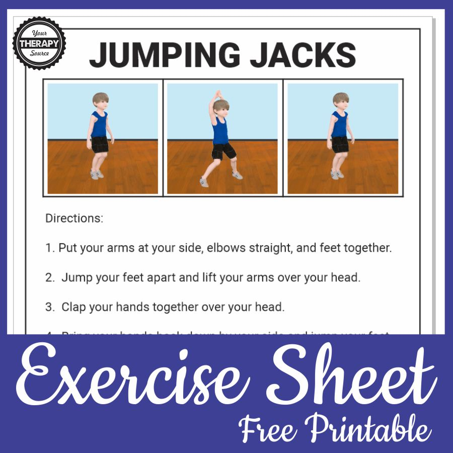 How to do a jumping jack? Seems pretty easy right - a simple jumping jack. Well, it actually isn't that easy! This exercise can be done anywhere with no equipment and it is a full body workout!