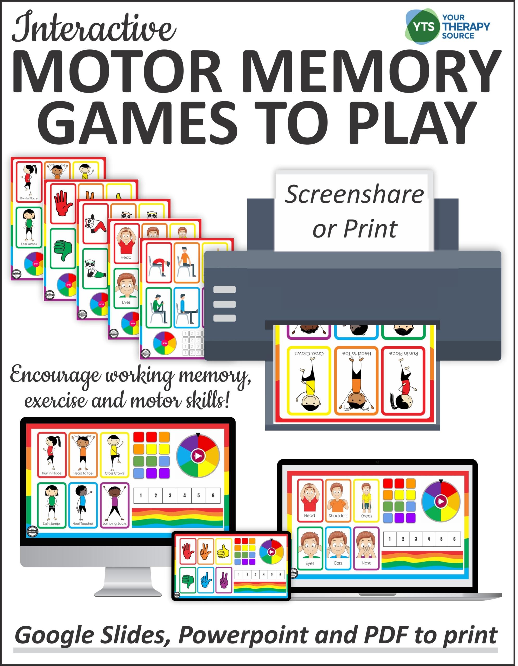 play brain spa visual memory 2 game