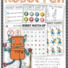 Robot Activities, Puzzles and Games