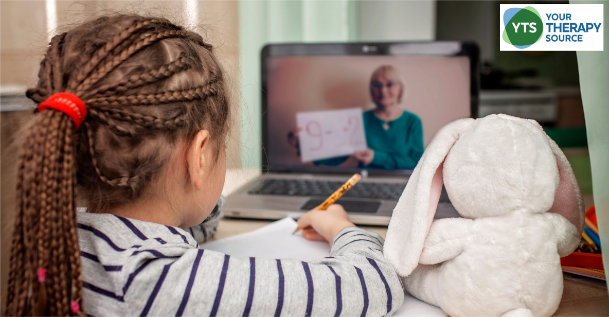 You may feel scattered, overwhelmed and unproductive with teletherapy. So do your students. Here are tips to help foster productive teletherapy sessions.
