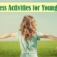 Here are mindfulness activities for young children to help to relieve stress, improve well being, focus and self regulation skills. Your Therapy Source