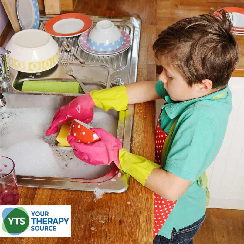 Photo of How do household chores help children with chronic illnesses?