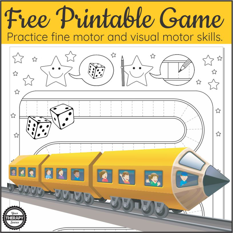 If you are working on a transportation unit in PreK or kindergarten (or really any age), these fun transportation activities for preschoolers require no prep and work on fine motor and visual motor skills.