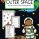 Have a blast with these Space Themed Activities while children practice fine motor and visual motor skills.
