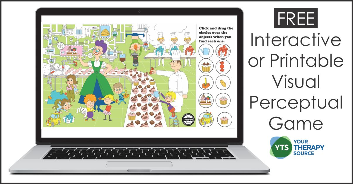 Do you love to do hidden object activities with your students? You can download this FREE seek and find printable and interactive game.