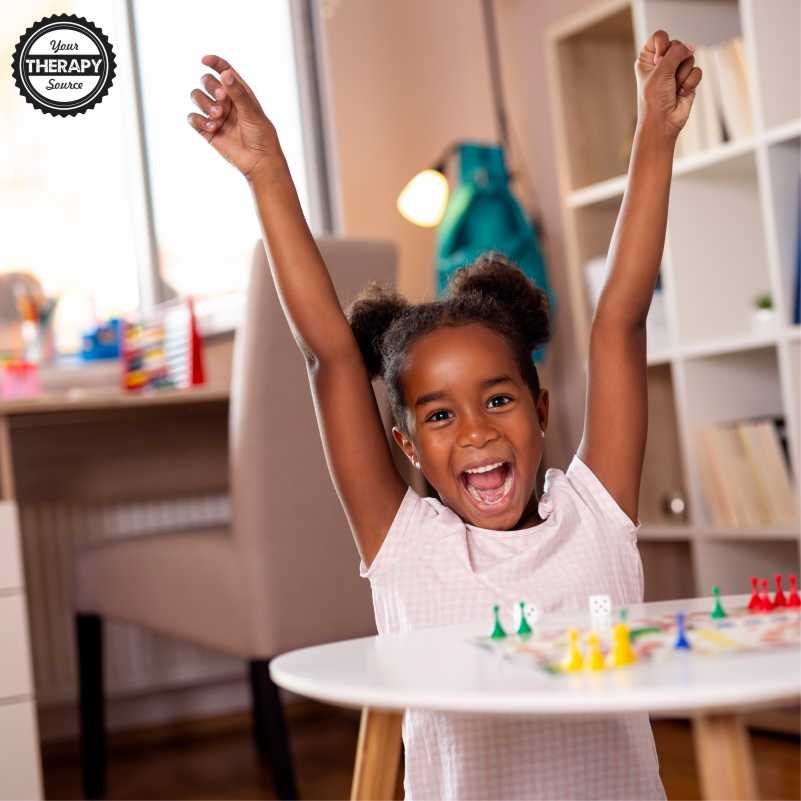 Children need to start learning about numbers at an early age and an easy way to introduce numeracy is through the use of board games.