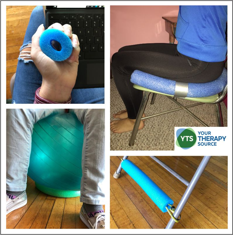 Pool Noodles In The Classroom Your Therapy Source