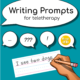 This Writing Prompts Google Slides activity is packed with a variety of ways to get writing! Kerri Healey, COTA has created this interactive game