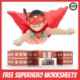 Add some fun, movement and motor skills to your next superhero themed plans, with these 3 FREE Superhero Worksheets PDF resources.