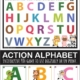 If you are looking for a fun, easy to use, interactive game that you can use digitally or print, check out this Action Alphabet animal interactive PDF game.