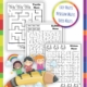 This printable Mazes PDF packet includes 30 different black and white mazes from easy to difficult. Did you know that completing mazes is a great way for kids to practice problem solving, critical thinking, persistence and pencil control?