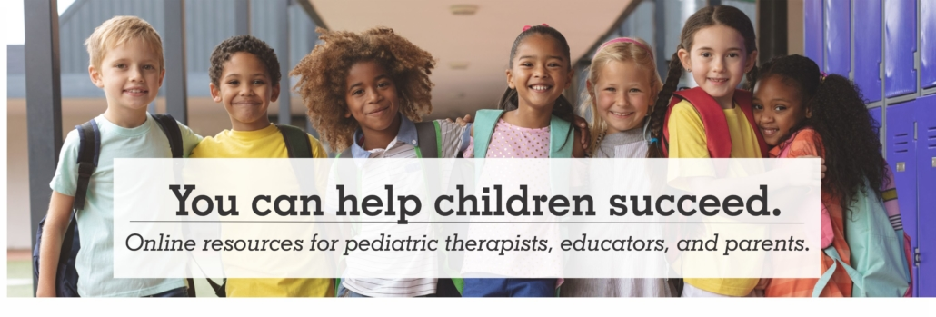 Your Therapy Source is your online resource for pediatric therapists, educators and parents.