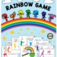 Check out the Rainbow Exercise Game to get your kids working on gross motor skills, fine motor skills and typing or handwriting.