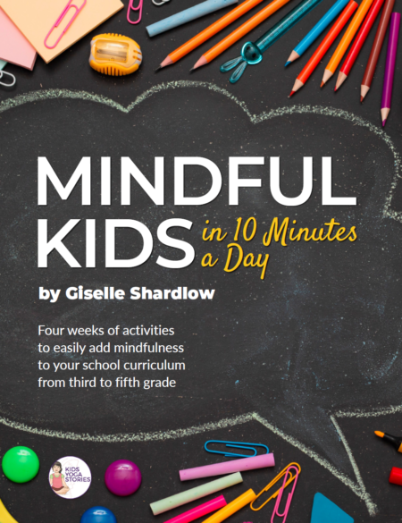 These Mindfulness Activities for the Classroom Grades 3 -5 can help you easily bring mindfulness to children in just 10 minutes a day!