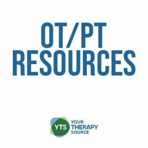 Pediatric Occupational and Physical Therapy Resources