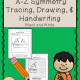 This engaging packet of symmetry drawing for kids includes tracingandgrid drawingaspects in order to finish the alphabet pictures.