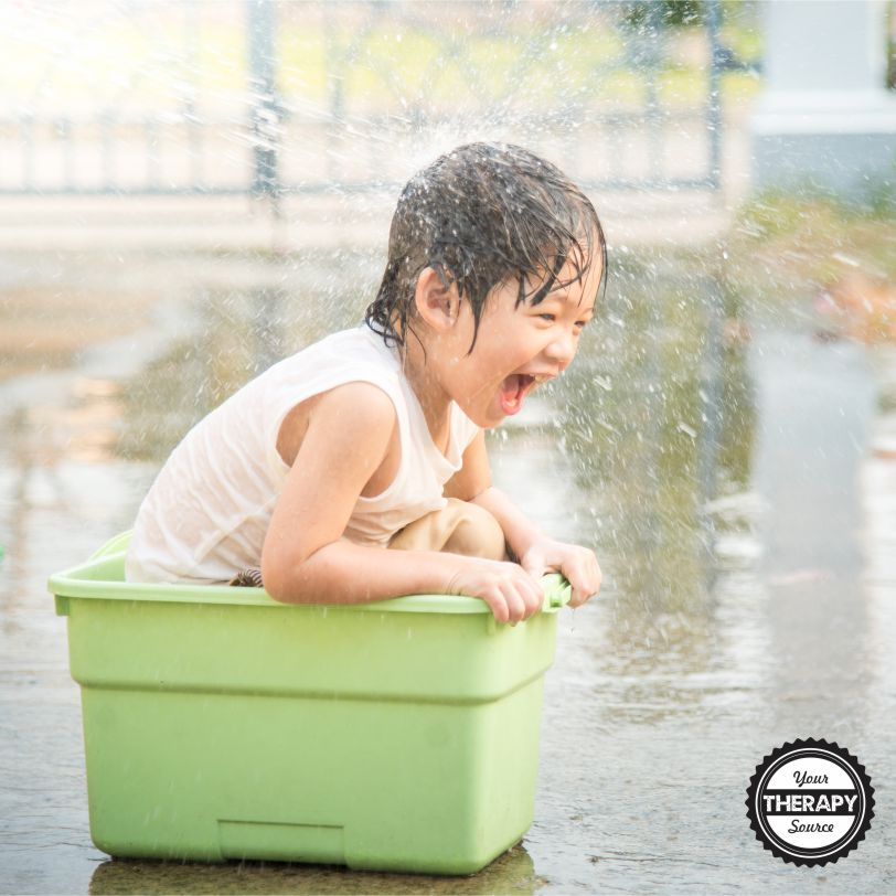 It is important for healthy development to provide opportunities for Summer outdoor activities for kids.