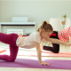 There are many benefits and ways of encouraging core strengthening exercises for kids through play and fitness workouts.