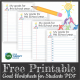This goal setting worksheet for students PDF can point your students towards a future and helping them achieve their dreams.