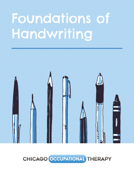 Whether you are a therapist, teacher, or parent, this Foundations of Handwriting program will guide your students to success.