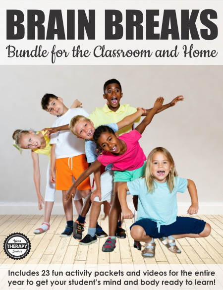 The activities in this Brain Break Bundle requires little to no space to get your students' minds and bodies ready to learn!