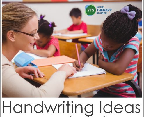 Here are several handwriting ideas for the classroom to help improve written expression. Read more on how you can help your students succeed.
